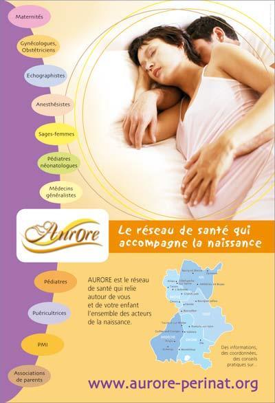 Aurore affiche
